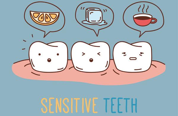 Sensitivity solutions at Surbiton Dental
