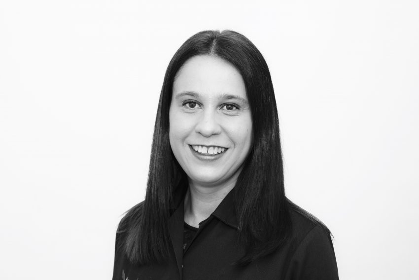 Katherine Antonelli: Receptionist at Surbiton Dental