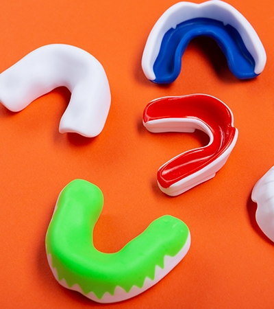 Mouthguards at Surbiton Dental